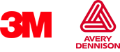 3M and Avery films logo